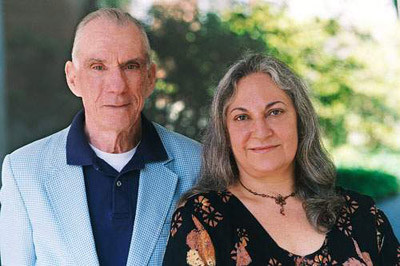 Brenda Dunne and Bob Jahn